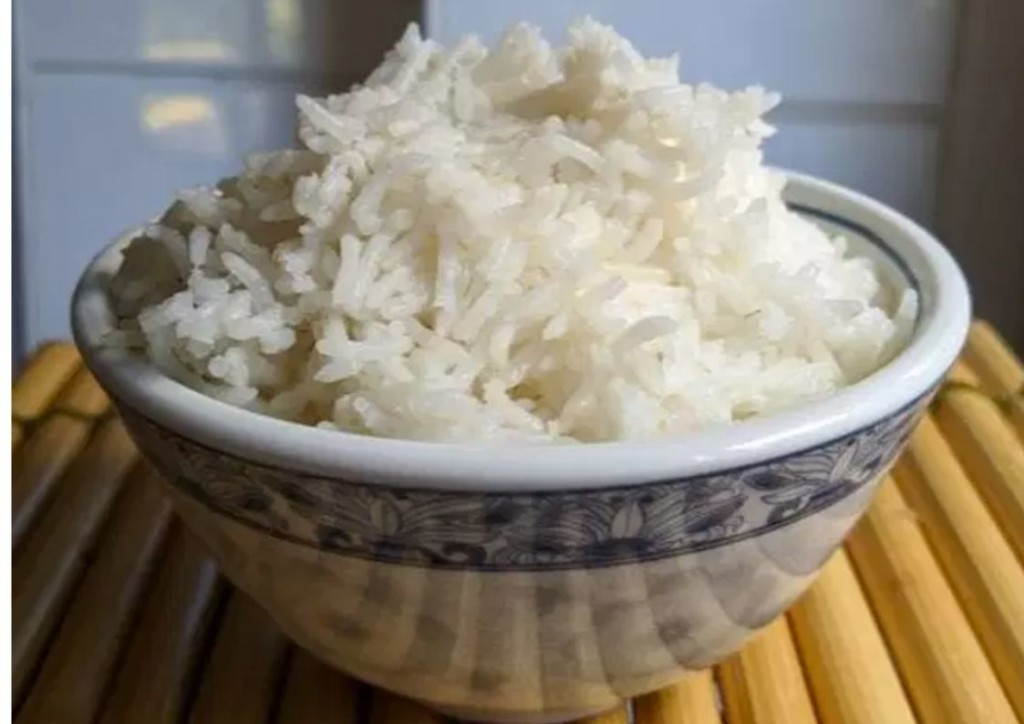 Recipe: Gimme that Rice. All of it.