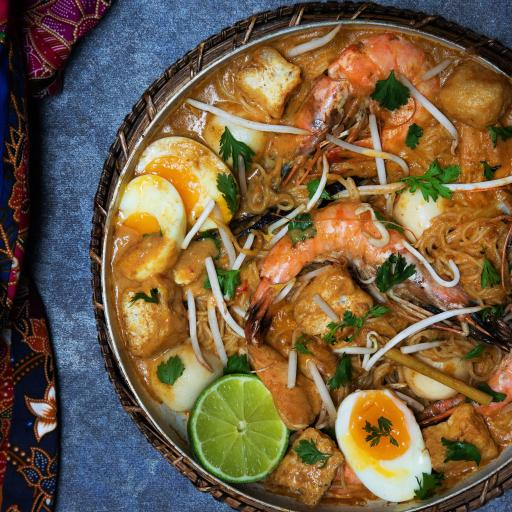 Laksa for 2